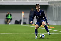 6th November 2019; Vozdovac Stadium, Belgrade, Serbia; UEFA Under 19 UEFA Youth league football, FK Crvena Zvezda under 19s versus Tottenham Hotspur under 19s; Dennis Cirken of Tottenham Hotspurs FC controls the ball