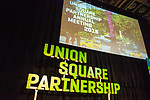 Union Square Partnership Annual Meeting 2018