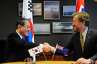 141222 NZ - Korea Free Trade Agreement