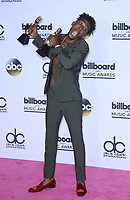 21 May 2017 - Las Vegas, Nevada -  Desiigner. 2017 Billboard Music Awards Press Room at T-Mobile Arena. Photo Credit: MJT/AdMedia