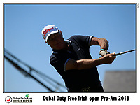 during the Pro-Am at the Dubai Duty Free Irish Open, Ballyliffin Golf Club, Ballyliffin, Co Donegal, Ireland.<br /> Picture: Golffile   Fran Caffrey<br /> <br /> <br /> All photo usage must carry mandatory copyright credit (&copy; Golffile   Fran Caffrey)