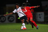 Tottenham Hotspur Under-21 vs Liverpool Under-21 23-10-15
