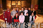 Confirmations at Caherciveen Church