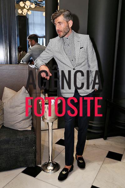 Londres, Inglaterra &ndash; 06/2014 - Desfile de Duchamp durante a Semana de moda masculina de Londres - Verao 2015. <br /> Foto: FOTOSITE