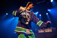 Snoop Dogg Live in Vancouver