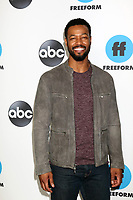 LOS ANGELES - FEB 5:  Isaiah Mustafa at the Disney ABC Television Winter Press Tour Photo Call at the Langham Huntington Hotel on February 5, 2019 in Pasadena, CA.<br /> CAP/MPI/DE<br /> ©DE//MPI/Capital Pictures