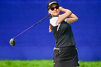 So Yeon Ryu (KOR) watches her tee shot on 1 during Friday's round 2 of the 2017 KPMG Women's PGA Championship, at Olympia Fields Country Club, Olympia Fields, Illinois. 6/30/2017.<br /> Picture: Golffile | Ken Murray<br /> <br /> <br /> All photo usage must carry mandatory copyright credit (&copy; Golffile | Ken Murray)