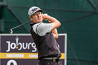 Jacques Blaauw during the first round of the Joburg Open, Randpark Golf Club, Johannesburg, Gauteng, South Africa. 07/12/2017<br /> Picture: Golffile | Tyrone Winfield<br /> <br /> <br /> All photo usage must carry mandatory copyright credit (&copy; Golffile | Tyrone Winfield)