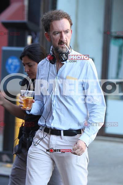 "July 3, 2012: Director John Carney on the set of ""Can a Song Save Your Life?"" in New York City. © RW/MediaPunch Inc. /*NORTEPHOTO.COM*<br /> *SOLO*VENTA*EN*MEXiCO* *CREDITO*OBLIGATORIO** *No*Venta*A*Terceros* *No*Sale*So*third* ***No Se*Permite*Hacer*Archivo** *No*Sale*So*third"