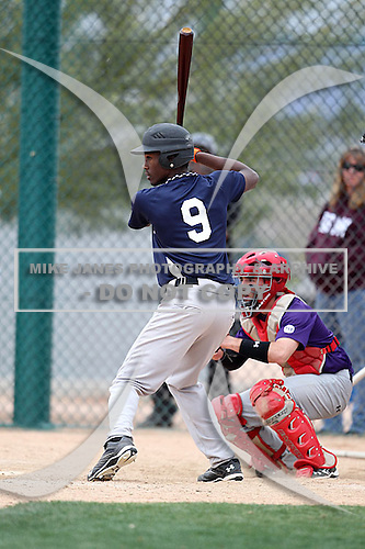 Under Armour Pre-Season All-American Tournament at Kino Sports Complex on January 15, 2012 in Tucson, Arizona.  (Copyright Mike Janes Photography)
