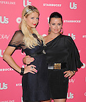 Paris Hilton and Kyle Richards at US Weekly Hot Hollywood Style Issue Party held at Eden in Hollywood, California on April 26,2011                                                                               © 2010 Hollywood Press Agency