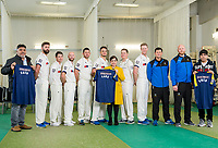 Picture by Allan McKenzie/SWpix.com - 02/04/2018 - Cricket - Yorkshire County Cricket Club Media Day 2018 - Headingley Cricket Ground, Leeds, England -