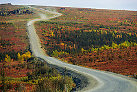 James Dalton Highway (Haul Road), near Finger Mountain, Alaska