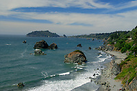 Trinidad Head from <br />