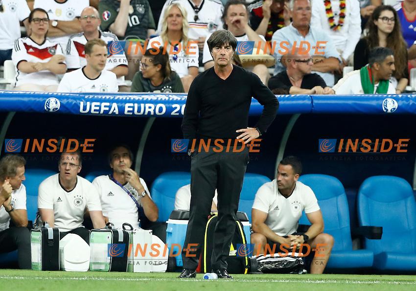 Germany coach Joachim Low<br /> Marseille 07-07-2016 Stade Velodrome Football Euro2016 Germany - France / Germania - Francia Semi-finals / Semifinali <br /> Foto Matteo Ciambelli / Insidefoto