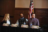 Ed Block Press Conference 2012