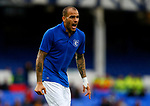 Everton's Sandro Ramírez during the pre season friendly match at Goodison Park Stadium, Liverpool. Picture date 6th August 2017. Picture credit should read: Paul Thomas/Sportimage