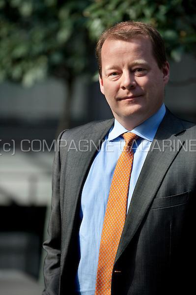 Tom Casteleyn from The Bank Of New York Mellon (Belgium, 26/03/2012)
