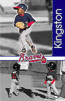 T-Ball Action Posters