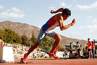 Atletismo 2019 Campeonato de Salto y Velocidad Marzo