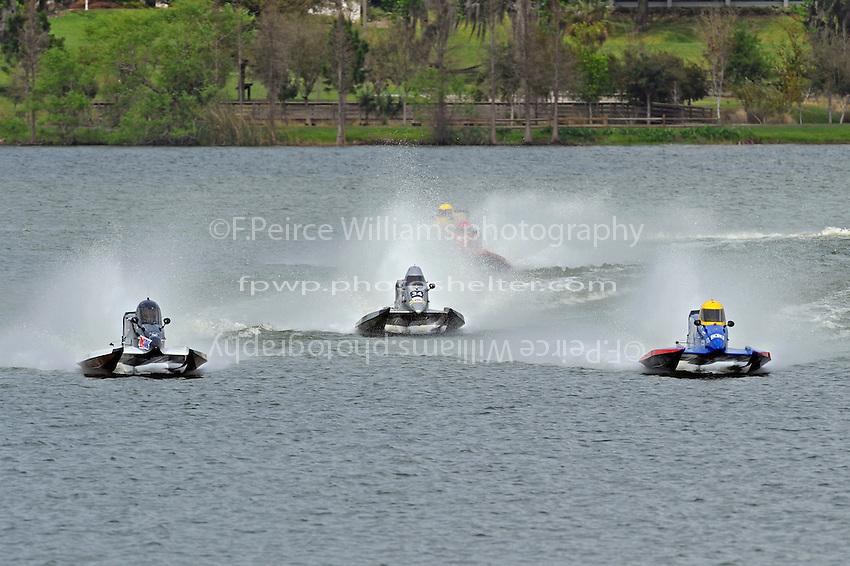 (L to R):Terry Rinker, (#10), Jeff Reno, #34 and Rob DiNicolantonio (#73) (SST-120 class)