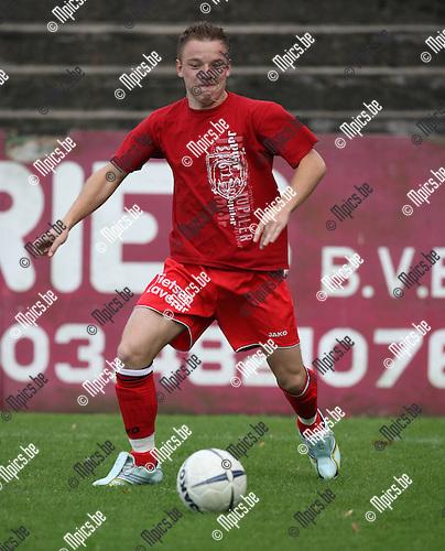 2007-08-16 / Voetbal / Lyra / Kristof Bauwens
