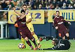 Luis Alberto Suarez Diaz of FC Barcelona scores the first goal during the La Liga 2017-18 match between Villarreal CF and FC Barcelona at Estadio de la Ceramica on 10 December 2017 in Villarreal, Spain. Photo by Maria Jose Segovia Carmona / Power Sport Images