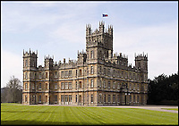 BNPS.co.uk (01202) 558833<br /> Picture: GoogleImages<br /> <br /> Highclere castle in Berkshire - Used in the hit show.<br /> <br /> Yours for &pound;5.5 million - A Downton Abbey of your own...<br /> <br /> Lover's of the hit tv series now have the chance to buy into the lifestyle of the Grantham's, after this very similar looking property has come on the market in the heart of Ireland.<br /> <br /> Stunning Tulira Castle, Co Galway, dates back to the medieval times has emerged for sale for &pound;5.5 million.<br /> <br /> The enormous castle sits in 250 acres of rolling countryside in the village of Ardrahan in County Galway, Ireland and is so idyllic it has been home to the same family for the last two decades.<br /> <br /> It is currently owned by Ruud and Femmy Bolmeijer who are looking to downsize.