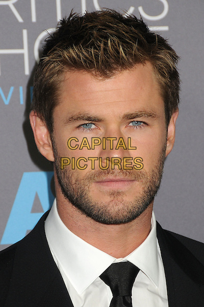 15 January 2015 - Hollywood, California - Chris Hemsworth. 20th Annual Critics' Choice Movie Awards - Arrivals held the Hollywood Palladium.  <br /> CAP/ADM/BP<br /> &copy;Byron Purvis/AdMedia/Capital Pictures