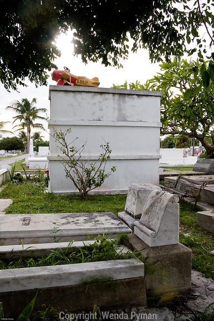 Historic Key West Cemetery.
