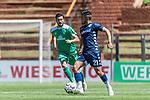 11.01.2019, Bidvest Stadion, Braampark, Johannesburg, RSA, FSP, SV Werder Bremen (GER) vs Bidvest Wits FC (ZA)<br /> <br /> im Bild / picture shows <br /> Nuri Sahin (Werder Bremen #17) im Duell / im Zweikampf mit Moegammad Haashim Domingo (Bidvest Wits FC #21), <br /> <br /> Foto © nordphoto / Ewert