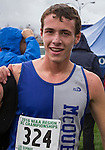McQueen's Henry Weisberg (324) won the boys 4A 5k during the Northern Nevada Regional Cross Country meet at Shadow Mountain Park on Friday, October 28, 2016.