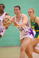 07 OCT 2009 - LOUGHBOROUGH, GBR - Alex Kirk - Loughborough Lightning v Australian Diamonds (PHOTO (C) NIGEL FARROW)
