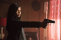 Proud Mary (2018) <br /> Taraji P. Henson stars as Mary<br /> *Filmstill - Editorial Use Only*<br /> CAP/KFS<br /> Image supplied by Capital Pictures