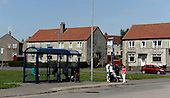 The Onthank area of Kilmarnock which is to feature in a BBC reality programme - - Picture by Donald MacLeod 18.05.10 - mobile 07702 319 738