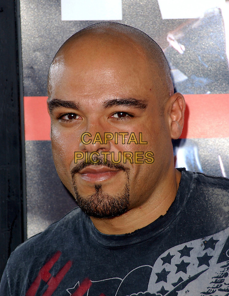 "LOBO SEBASTION.Paramount Pictures' World Premiere of ""The Longest Yard"" held The Grauman's Chinese Theatre in Hollywood, California .May 19th, 2005.headshot portrait goatee facial hair.www.capitalpictures.com.sales@capitalpictures.com.Supplied By Capital PIctures"