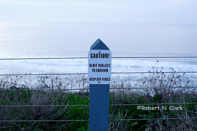 Pacific, California, public beach area