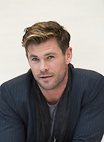 "Chris Hemsworth, who stars in 'Avengers: Endgame"", at the InterContinental Hotel in Los Angeles. Credit: Magnus Sundholm/Action Press/MediaPunch ***FOR USA ONLY***"