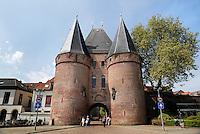 De Koornmarktspoort in Kampen