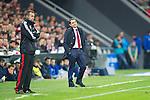 BILBAO.ESPAÑA.FÚTBOL.<br /> Partido de La Liga BBVA entre el Ath.Club y el Barça , a 01/12/2013.<br /> En la imagen :<br /> tCheftrainer Ernesto Valverde (Athletic Bilbao)