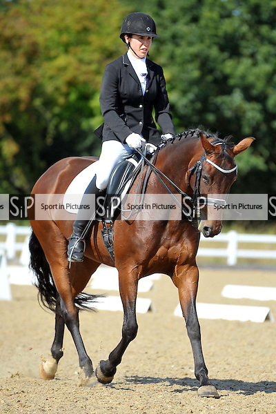 Class 6. Elementary 59. British Dressage. Brook Farm Training Centre. Essex. 06/09/2015. MANDATORY Credit Ellie Ingram/Sportinpictures - NO UNAUTHORISED USE - 07837 394578