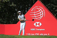 Danny Willett (ENG) on the 11th during round 1 at the WGC HSBC Champions, Sheshan Golf Club, Shanghai, China. 31/10/2019.<br /> Picture Fran Caffrey / Golffile.ie<br /> <br /> All photo usage must carry mandatory copyright credit (© Golffile | Fran Caffrey)