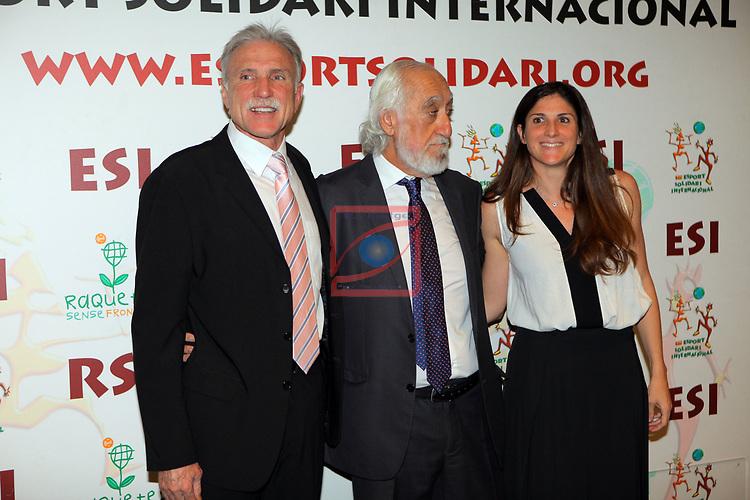 XIV Sopar Solidari de Nadal.<br /> Esport Solidari Internacional-ESI.<br /> Josep Maldonado