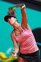 Bernarda Pera, USA, during Madrid Open Tennis 2018 match. May 9, 2018.(ALTERPHOTOS/Acero) /NortePhoto.com