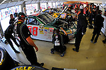 Mar 06, 2009; 3:05:18 PM; Hampton, GA, USA; NASCAR Sprint Cup Series practice for the Kobalt Tools 500 at the Atlanta Motor Speedway.  Mandatory Credit: (thesportswire.net)