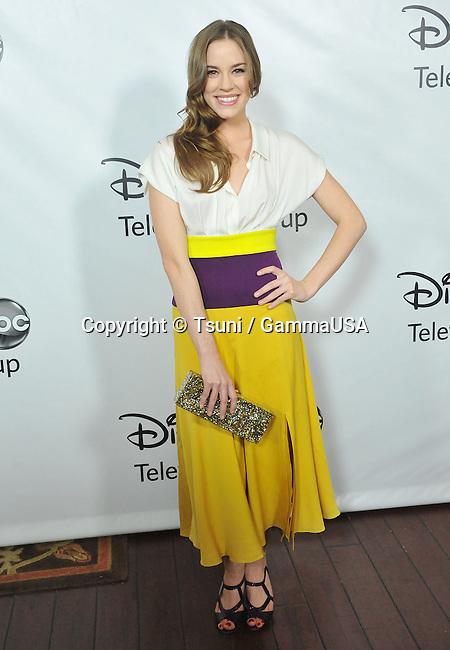 Christa B Allen _ at ABC-tca 2012 at the Langham Huntington Hotel In Pasadena.