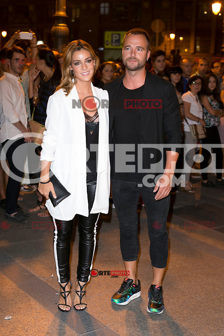 Alejandra Onieva attends the party of Nike and Roberto Tisci at the Casino in Madrid, Spain. September 15, 2014. (ALTERPHOTOS/Carlos Dafonte) /NortePhoto.com