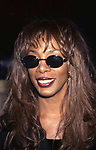 Donna Summer attending the Opening Night Performance of 'Capeman' on January 30, 1998 at the Marquis Theatre in New York City.