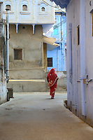 Walking the Streets of Sambhar, Rajasthan
