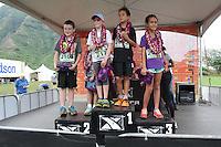 2016 XTERRA Oahu - Medals